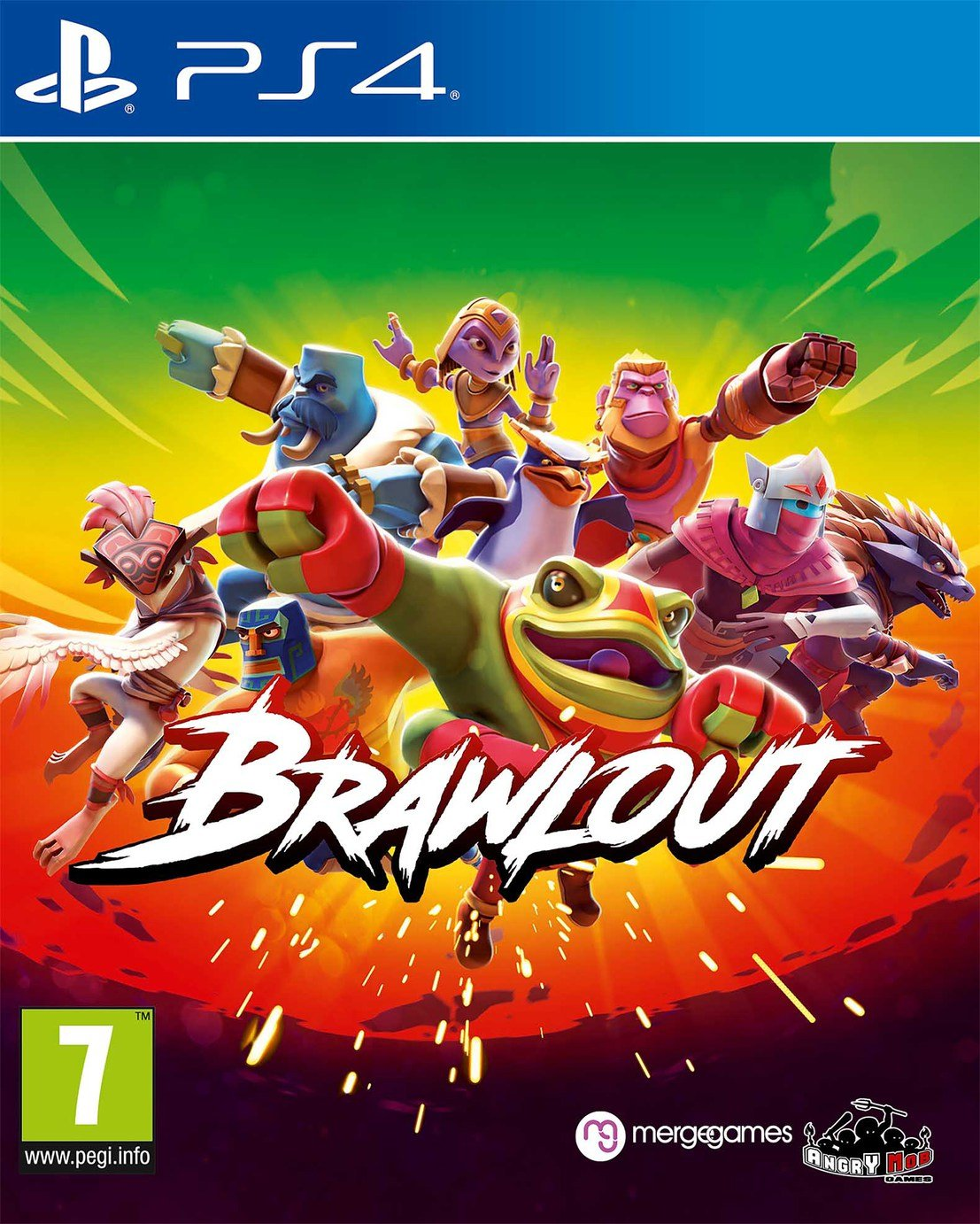 Brawlout PS4 Pre-Order Game