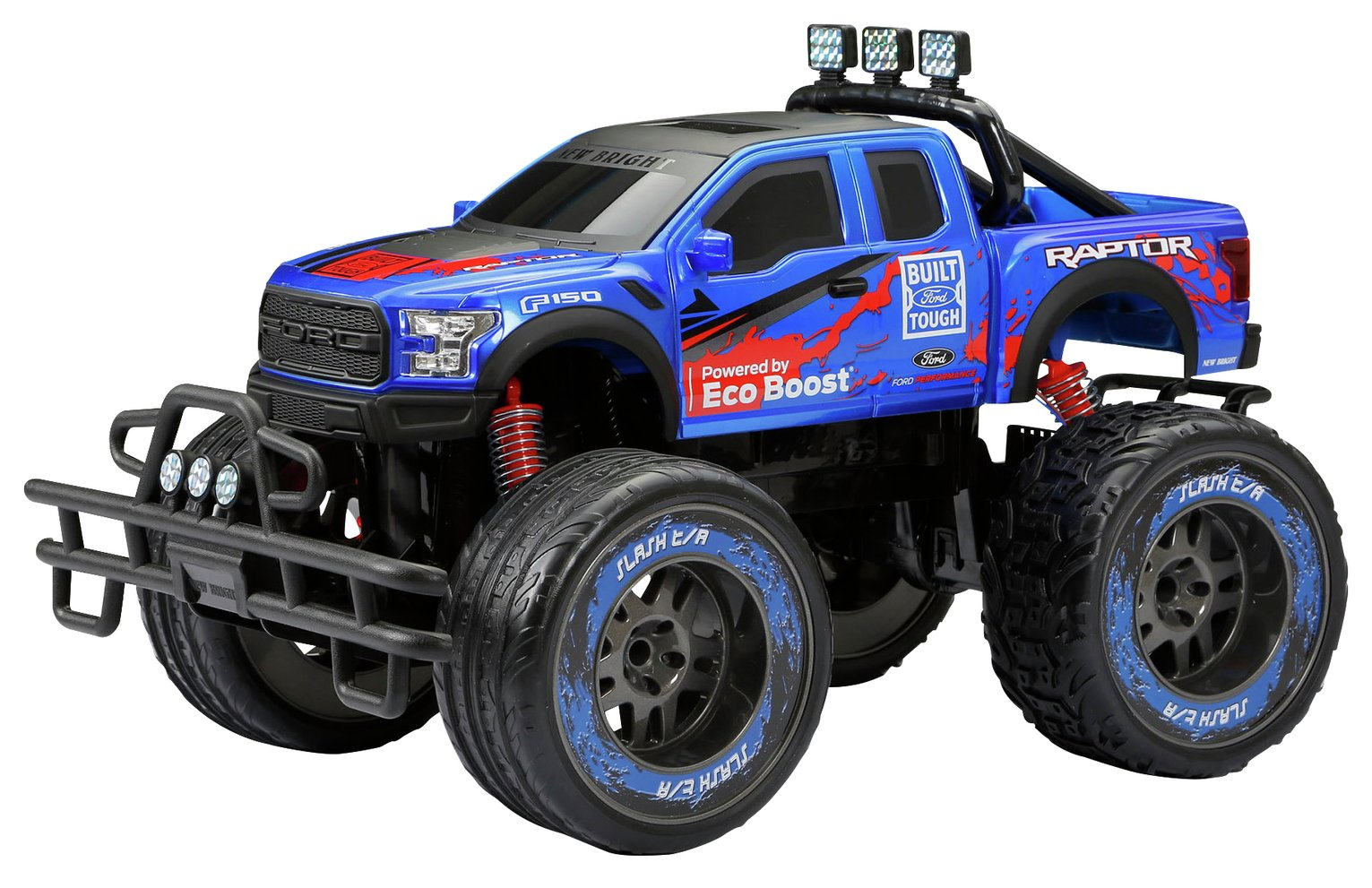 New Bright Radio Control Raptor 1:10 Monster Truck