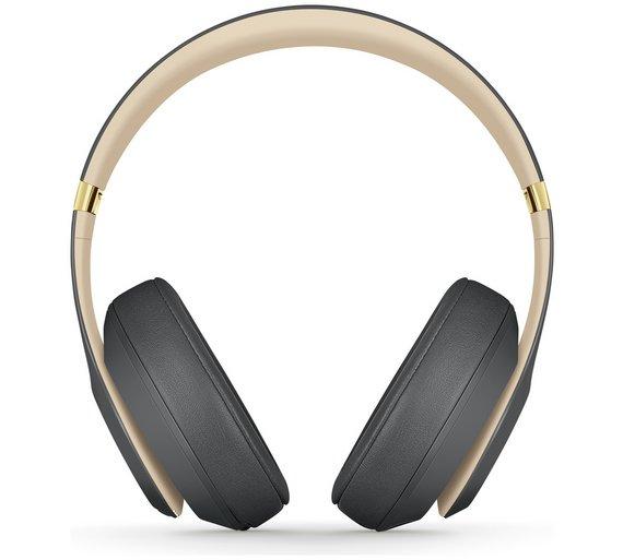 buy beats by dre studio 3 wireless over ear headphones grey