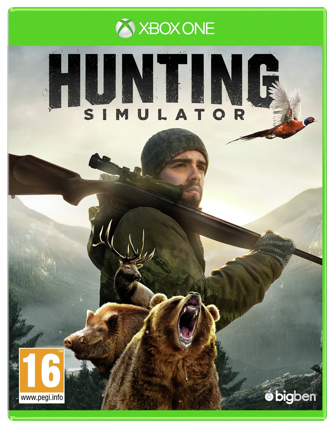 Hunting Simulator Xbox One Game