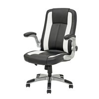 Argos Home Dexter Gas Lift Adjustable Office Chair - White