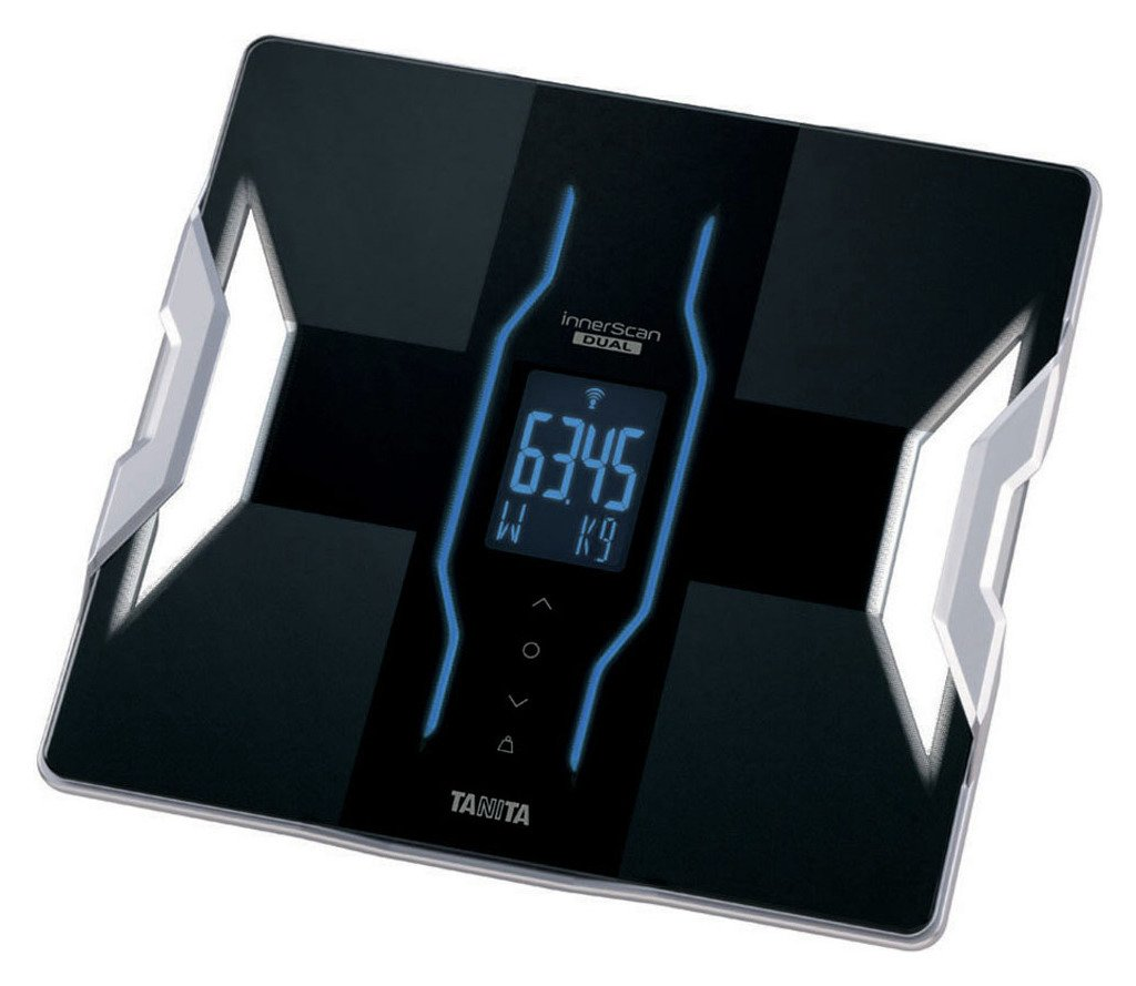 Tanita RD901 Bluetooth Body Composition Monitor - White