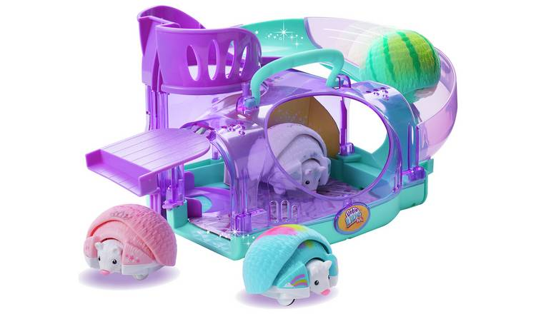 b00c368da533 Buy Little Live Pets Hedgehog and House - Series 2 | Playsets and ...
