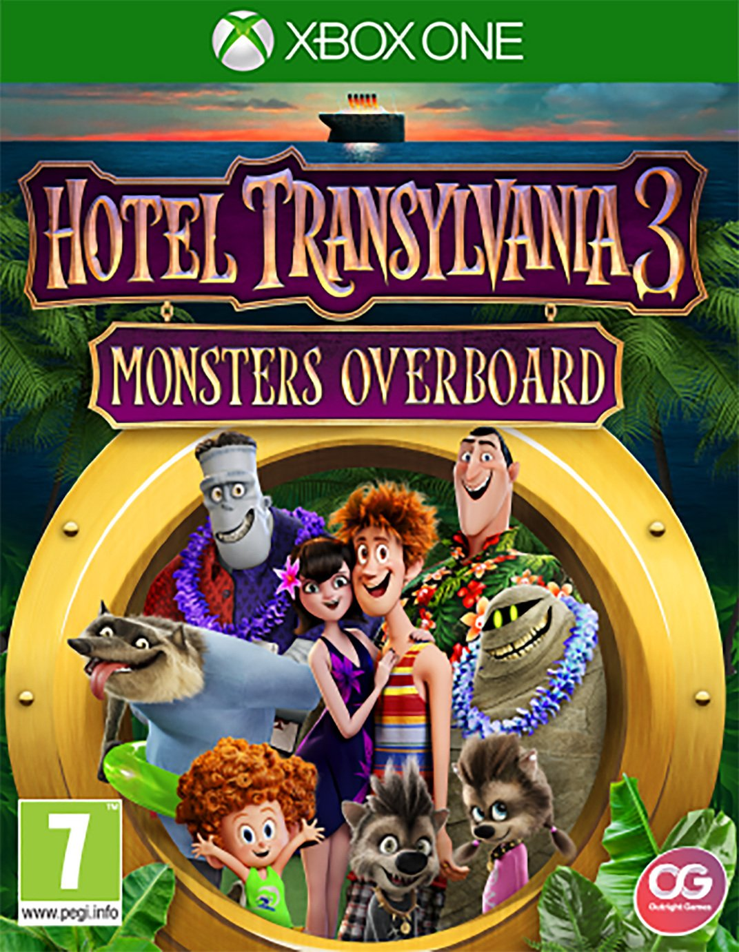 Hotel Transylvania 3 Xbox One Game