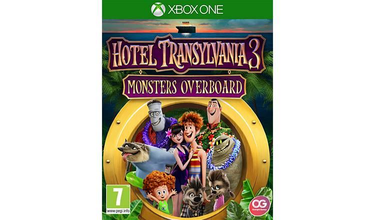 Buy Hotel Transylvania 3 Xbox One Game | Xbox One games | Argos