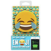 Emoji Laughing Face Power Bank