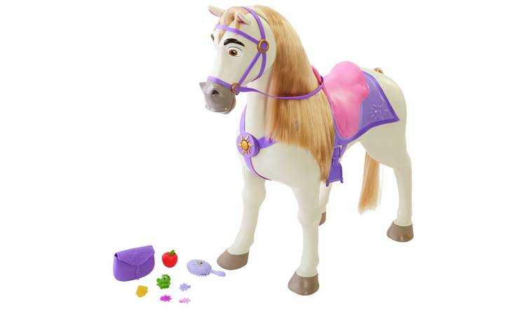 00054910c8 Buy Disney Tangled Maximus Horse | Action figures and toys | Argos