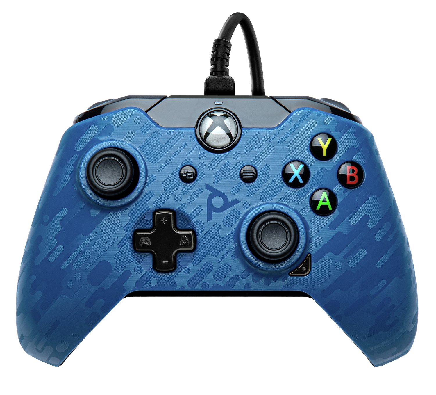 Image of Camo Xbox One Controller - Blue