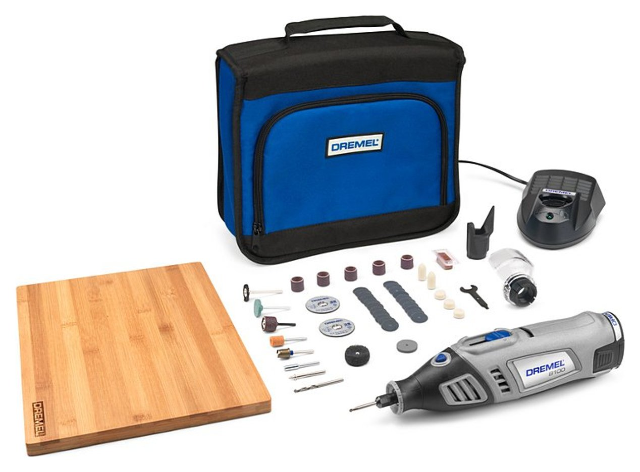 Dremel 8100 Outdoor Project Kit
