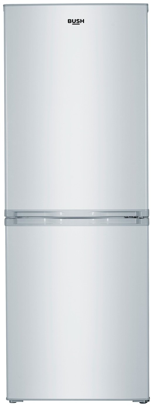 Bush M55152SW Fridge Freezer - White Best Price, Cheapest Prices