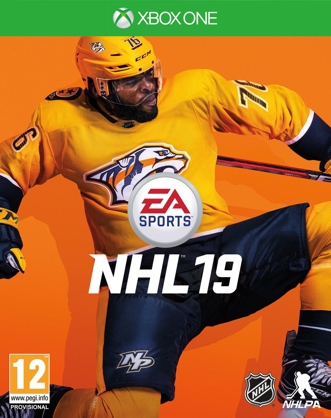 NHL 2019 Xbox One Game