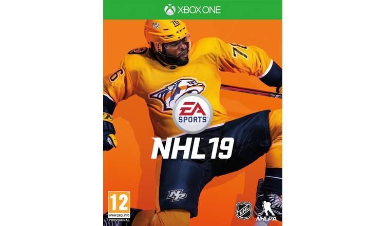 Buy NHL 2019 Xbox One Game | Xbox One games | Argos