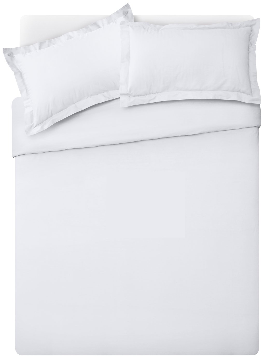 Argos Home 400TC Egyptian Cotton Duvet Set