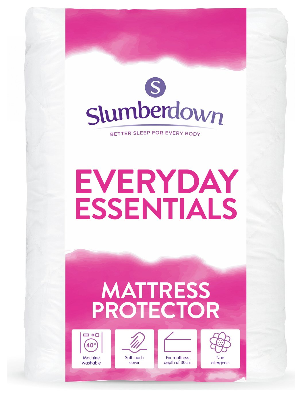Slumberdown Essentials Everyday Mattress Protector - Single