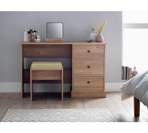 argos bedroom furniture dressing table. Black Bedroom Furniture Sets. Home Design Ideas