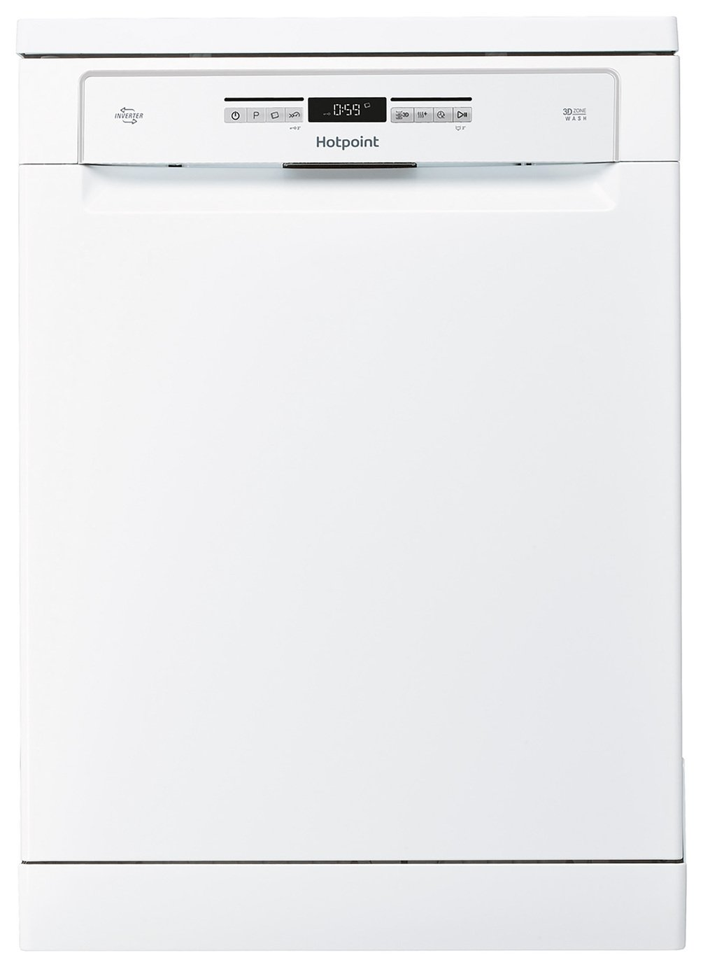 Hotpoint Ultima HFO3P23WL Dishwasher - White