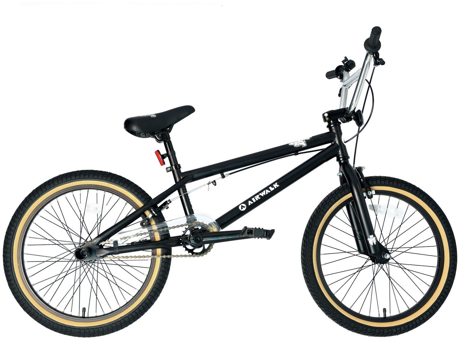 Airwalk 20 Inch BMX Bike - Fahrenheit 1500