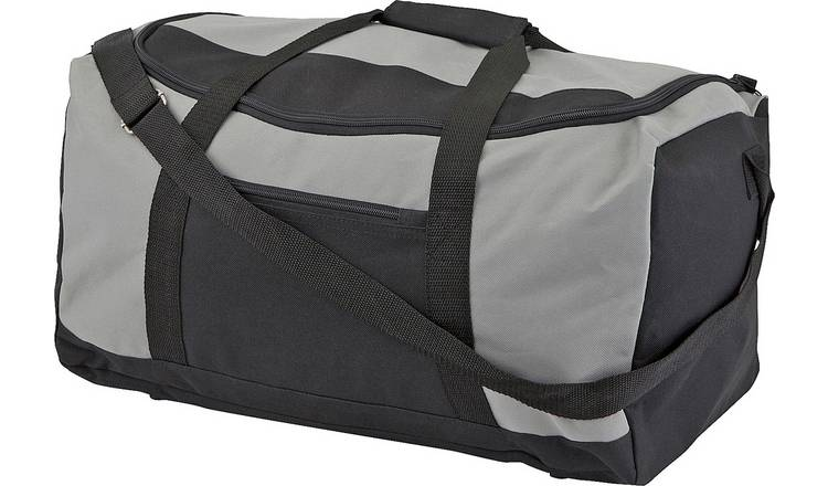 Go Explore Small  Soft Holdall - Grey