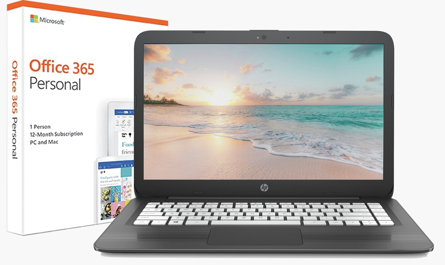 HP 14-cm0981na 14-Inch Laptop - (Grey) (AMD A4-9125, 4 GB RAM, 32 GB eMMC, 1 TB OneDrive and Office 365, 1 Year Subscription Included, Windows 10 Home) Best Price and Cheapest