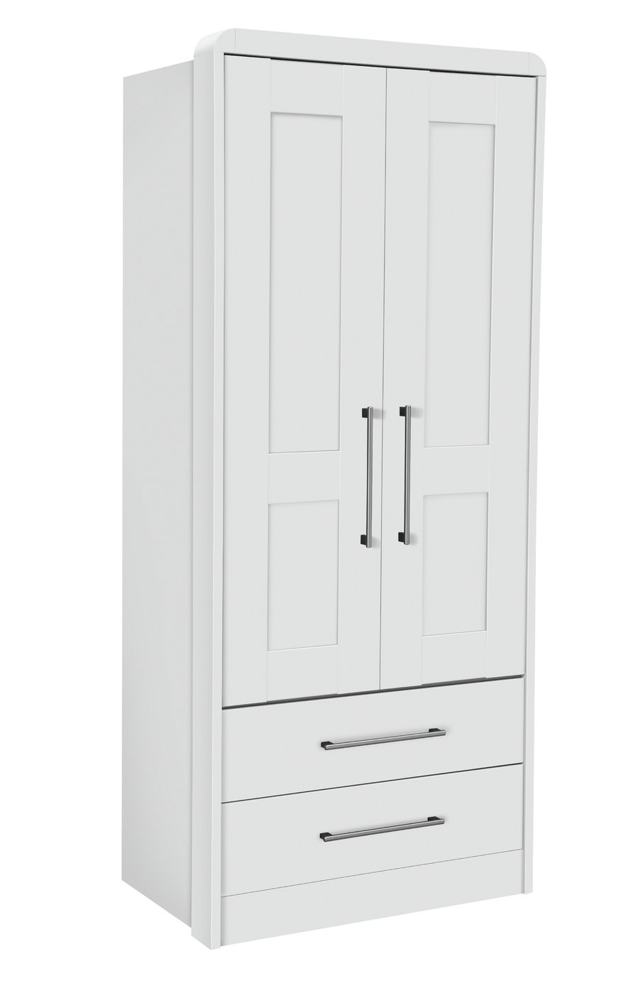 Argos Home Elford 2 Door 2 Drawer Wardrobe