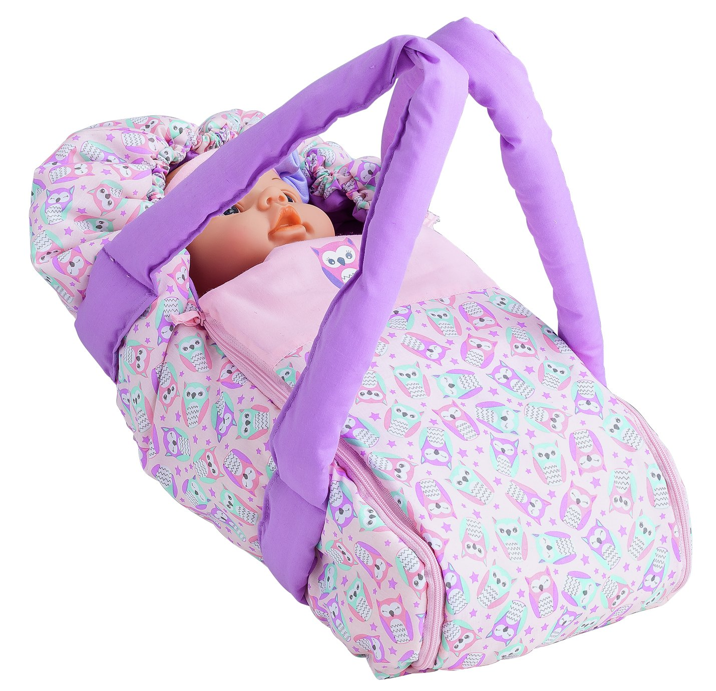 Chad Valley Babies to Love Carrycot & Doll Set