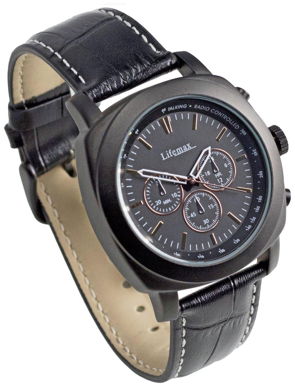 Lifemax Chronograph Talking Watch