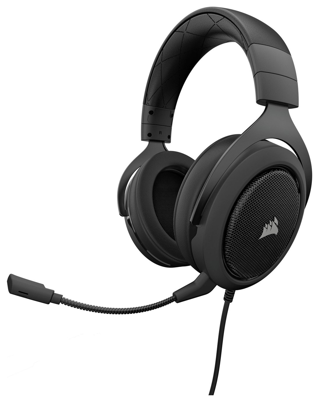 Image of Corsair HS60 Gaming Headset - Black