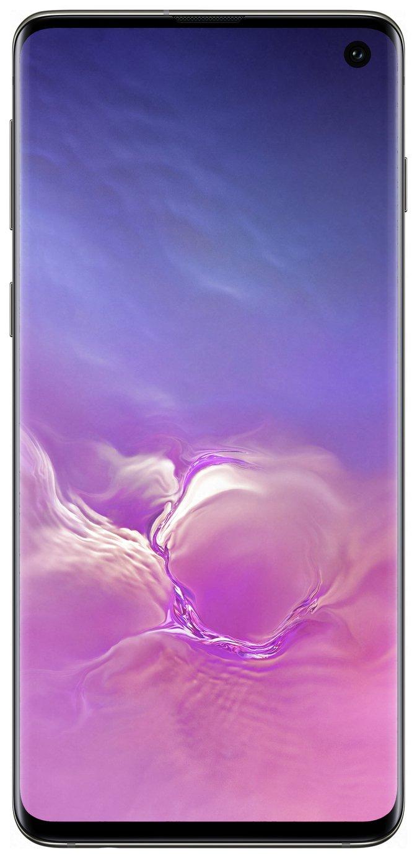 SIM Free Samsung Galaxy S10 128GB - Prism Black