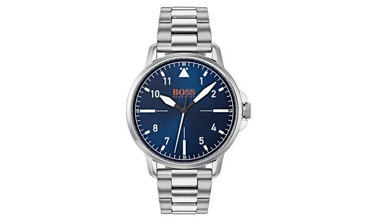 7ebae98411d60 Buy Hugo Boss Orange Chicago Men s Stainless Steel Watch