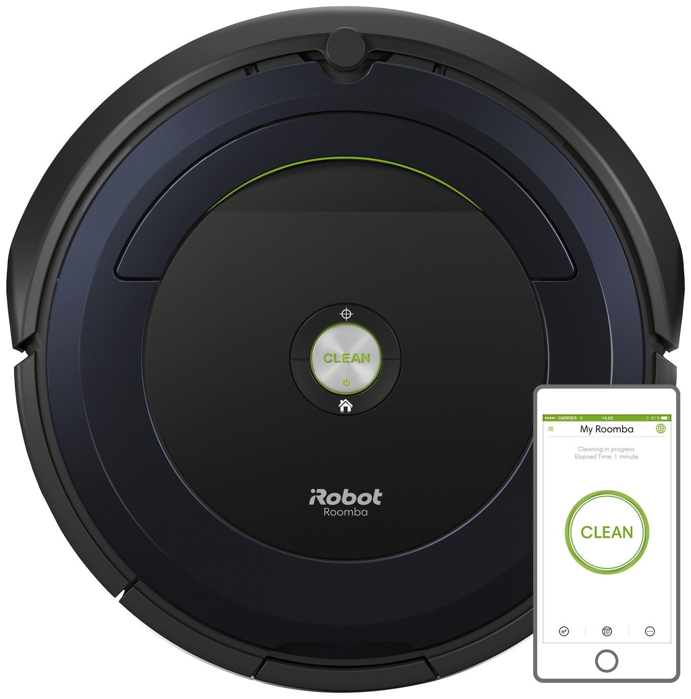 IRobot 695 Roomba Robot Vacuum Cleaner