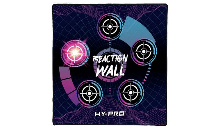 Hy-Pro 2 in 1 Reaction Wall Game