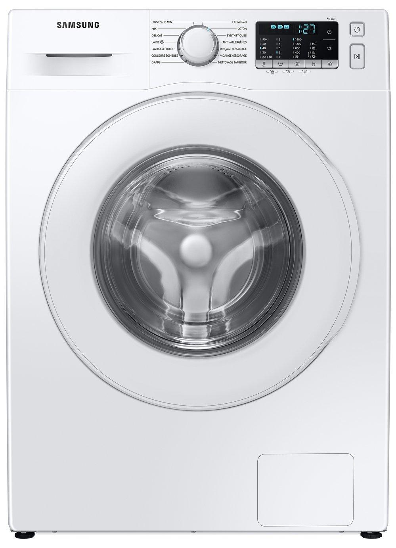 Samsung WW70TA046TE/EU 7KG Ecobubble Washing Machine - White