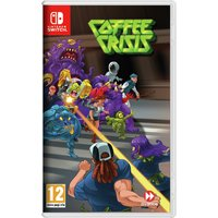 Coffee Crisis Nintendo Switch Game Pre-Order
