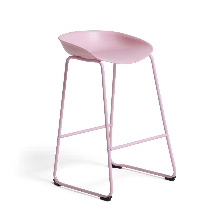 Habitat Nexa Bar Stool - Baby Pink