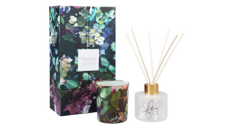 Wellbeing Candle Diffuser Set