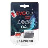 Samsung Evo Plus MicroSD Memory Card - 64GB