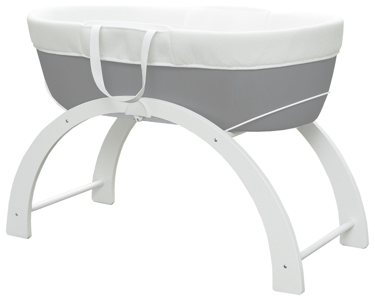 Image of Shnuggle Dreami Sleep System - Slate Grey