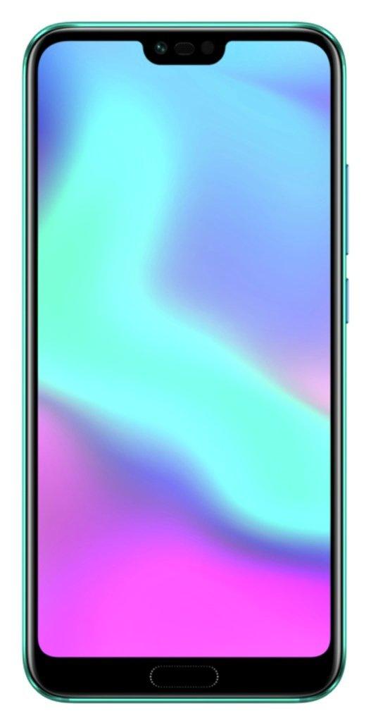 SIM Free HONOR 10 128GB Mobile Phone - Phantom Green