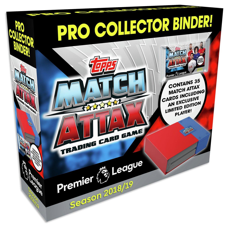 Topps Match Attax 2018/19 Pro Collector Binder (8239952