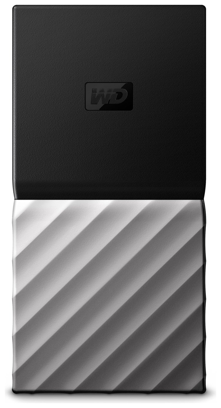 WD My Passport SSD 512GB Portable Hard Drive