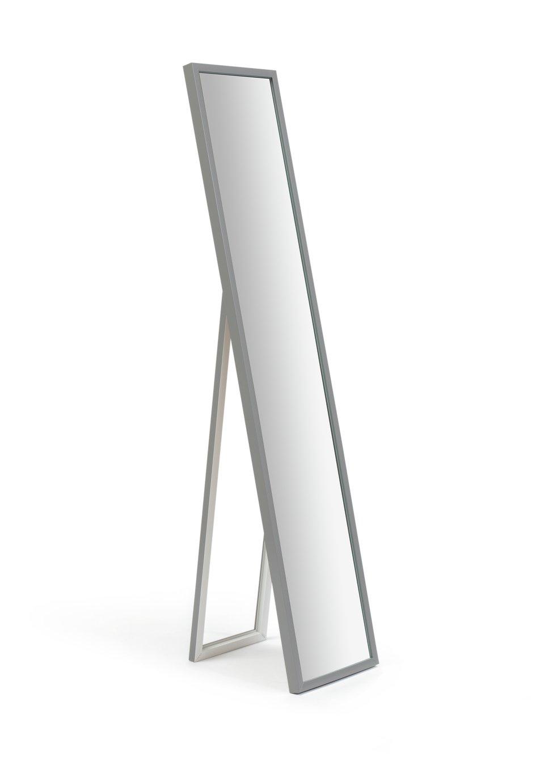 Argos Home Full Length Cheval Mirror - Grey