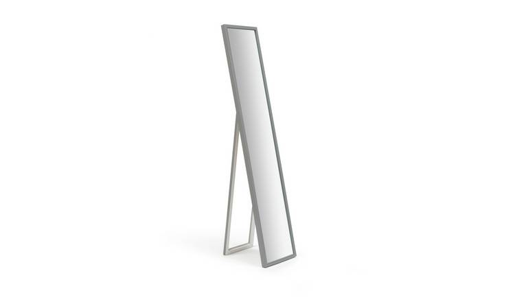 Argos Home Full Length Cheval Mirror - Grey