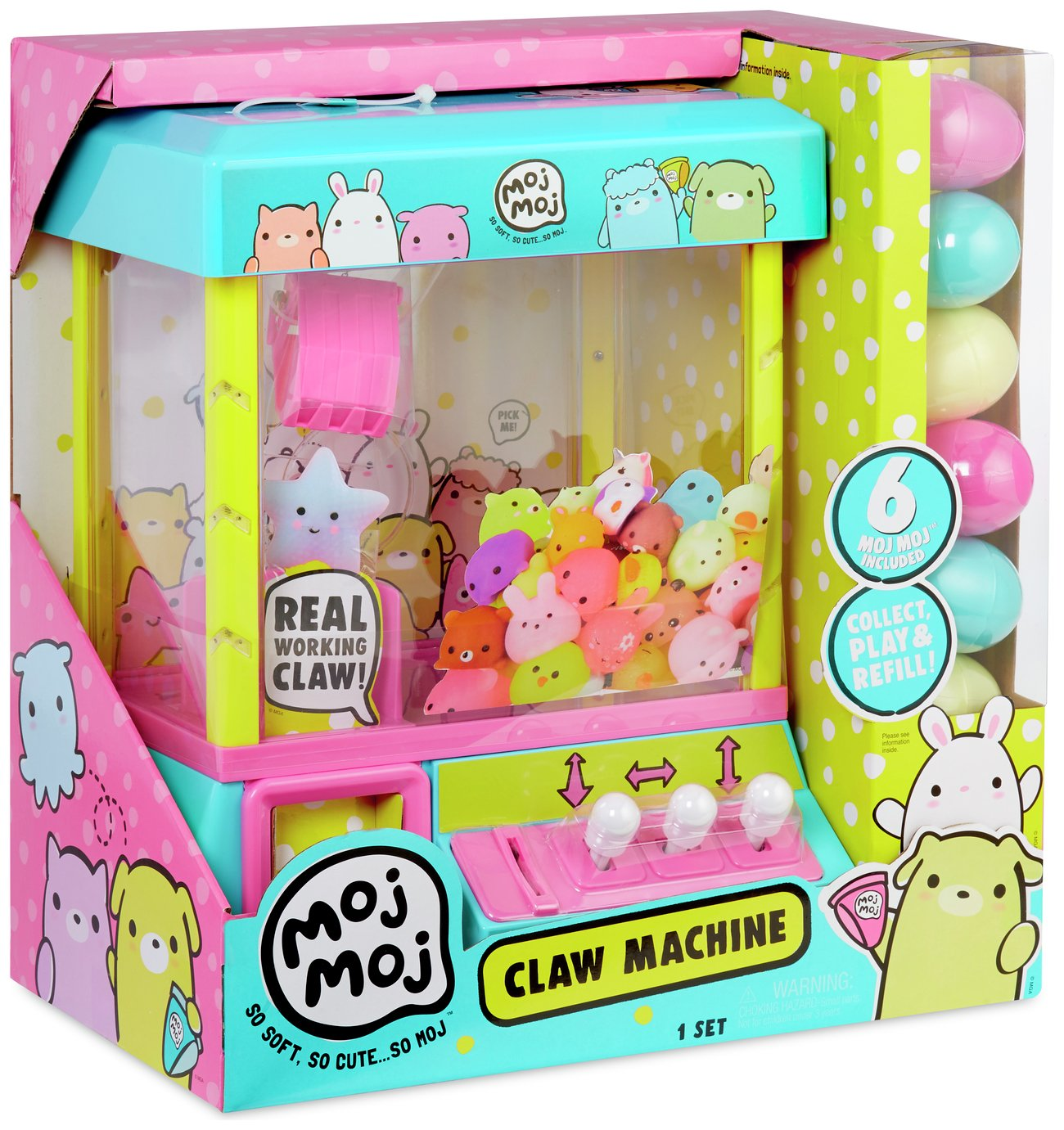 Buy Moj Moj Playset Action Figures And Playsets Argos