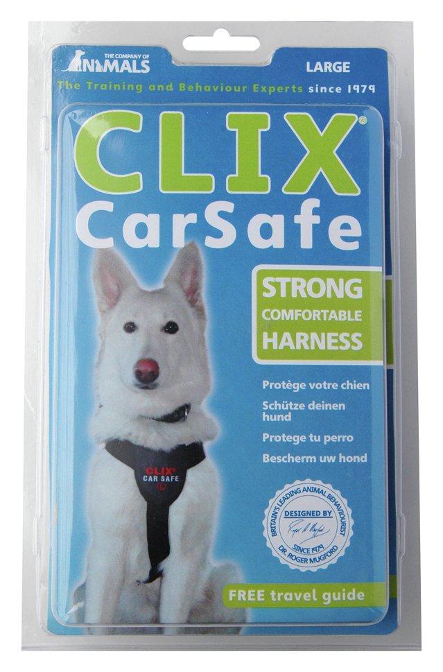 Clix Carsafe Pet Harness - Large