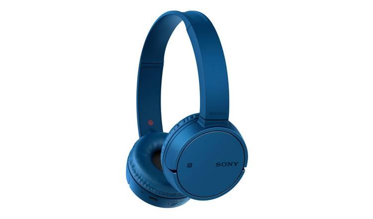7c3f8985d0c Sony WH-CH500 On-Ear Wireless NC Headphones- Blue824/0989