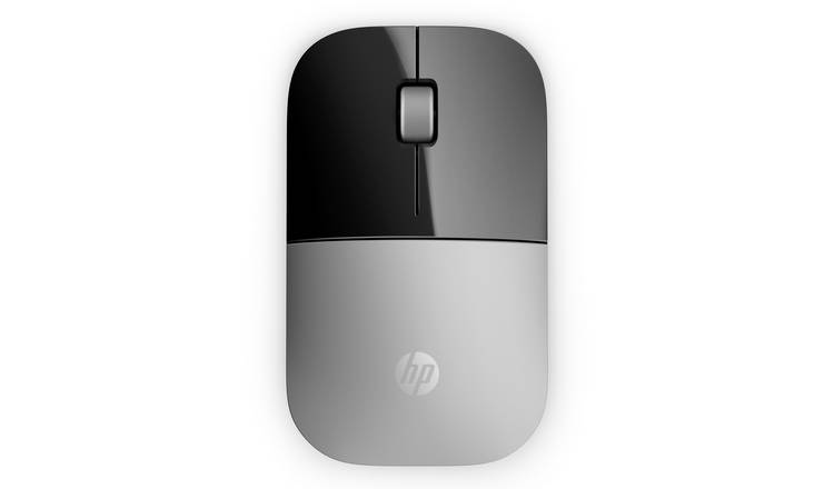Buy HP Z3700 Wireless Mouse - Silver | Laptop and PC mice | Argos