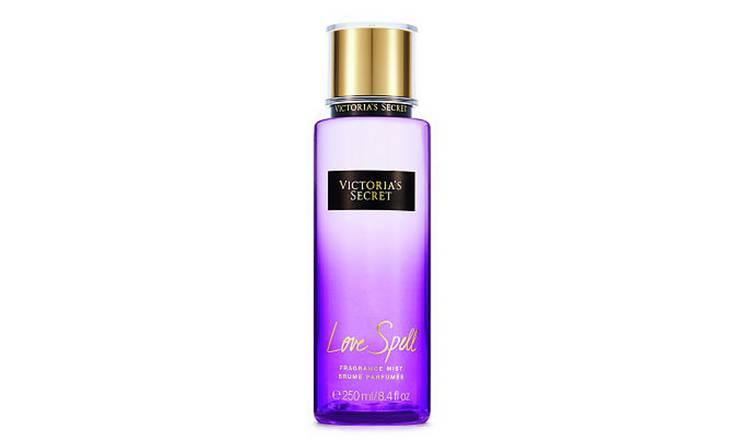 80794055b7318 Buy Victoria's Secret Love Spell Body Mist - 250ml | Limited stock Health  and beauty | Argos