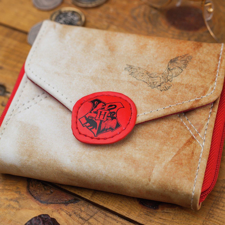 Harry Potter Hogwarts Letter Wallet review
