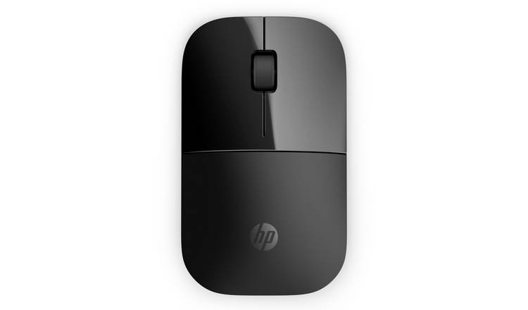 HP Z3700 Wireless Mouse - Black