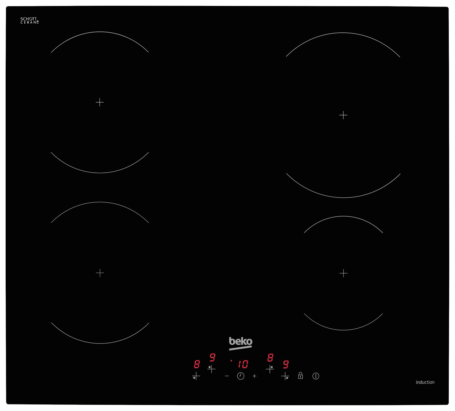 Beko HII64430GT Induction Hob review